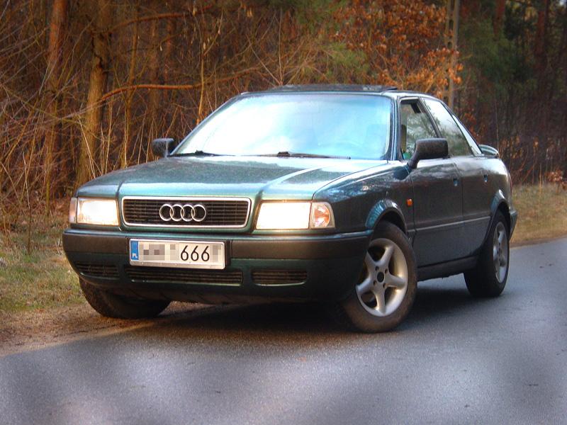 Forum Audi Tech Team Matowe Chromowane Ringi Na Zegary Audi 80