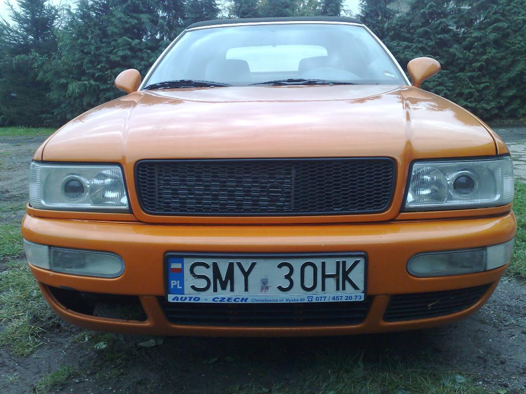 Audi B4 Cabrio (Typ 89/8G)